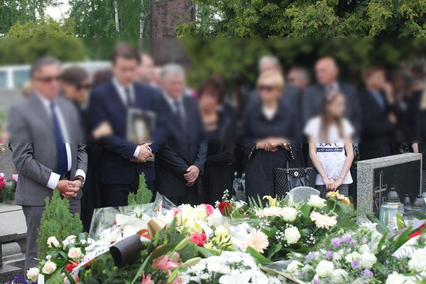 Pogrzeb Haliny Skoczyńskiej