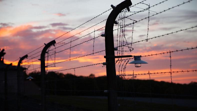 Były niemiecki obóz koncentracyjny w Buchenwaldzie