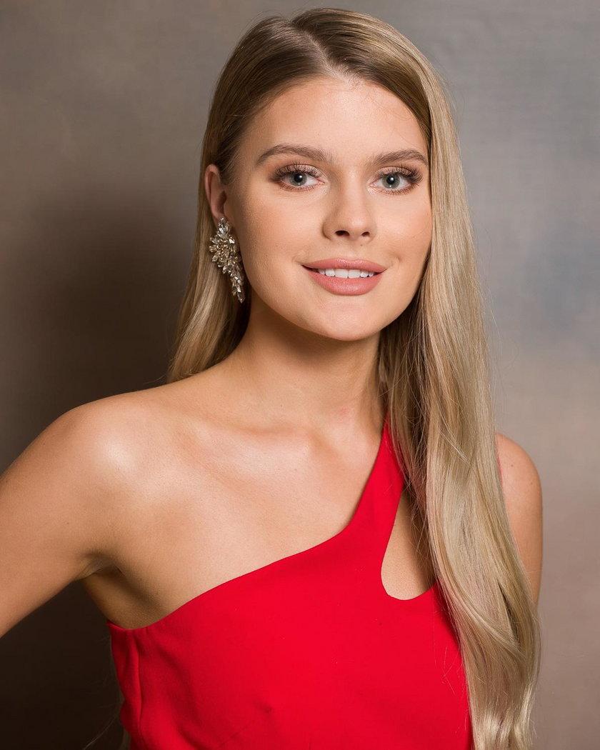 Oto jedna z finalistek Miss Polski 2020