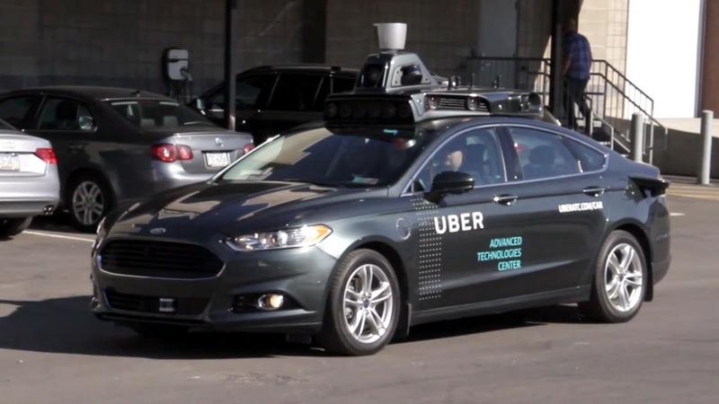 Uber powraca do Kalifornii