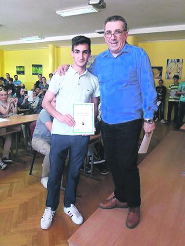 Osvojio zlato: Aleksandar Karadžov