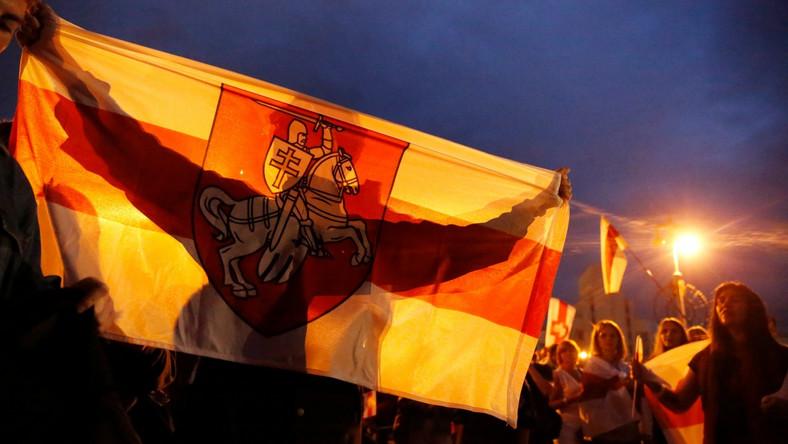 Białoruś, demonstracje przeciwników Łukaszenki