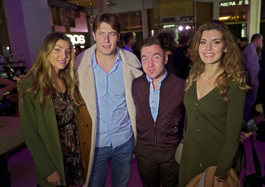 Glumci na promociji nove generacije IQOS