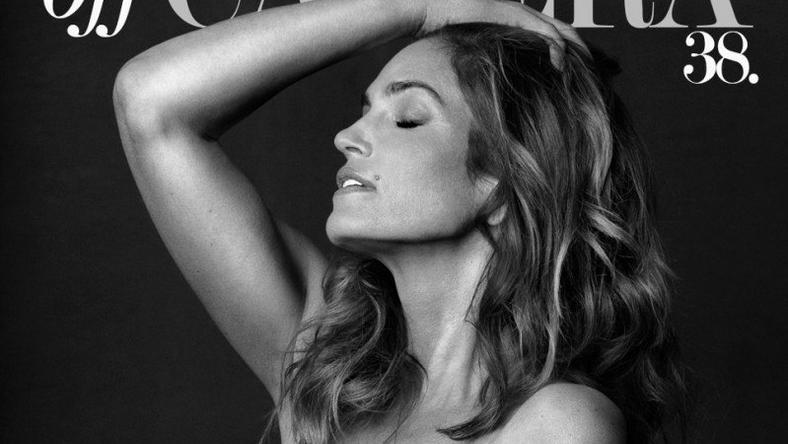 Cindy Crawford for Off Camera Magazine