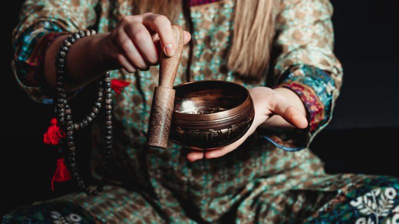 Szamani na Syberii - leczenie energią i wodą