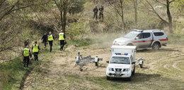 Kontrterroryści z całej Polski szukają Kacperka w rzece. Co mogło się stać?