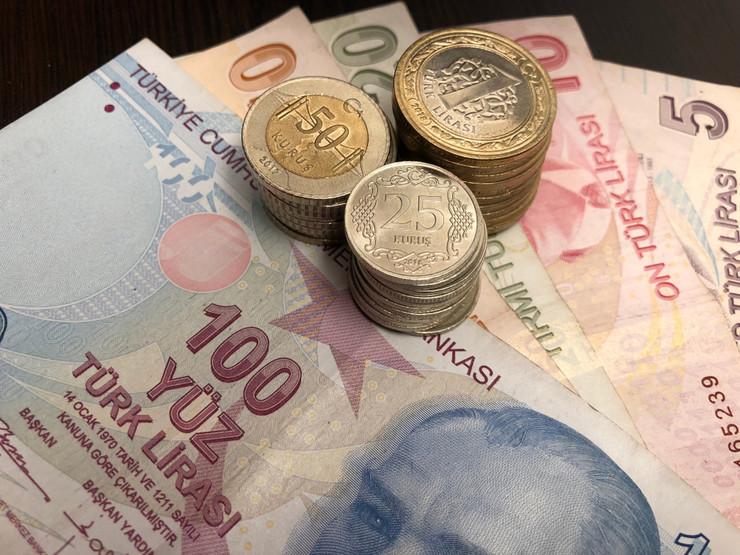 turska lira