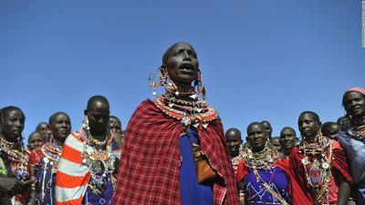 7 strange traditions across Africa