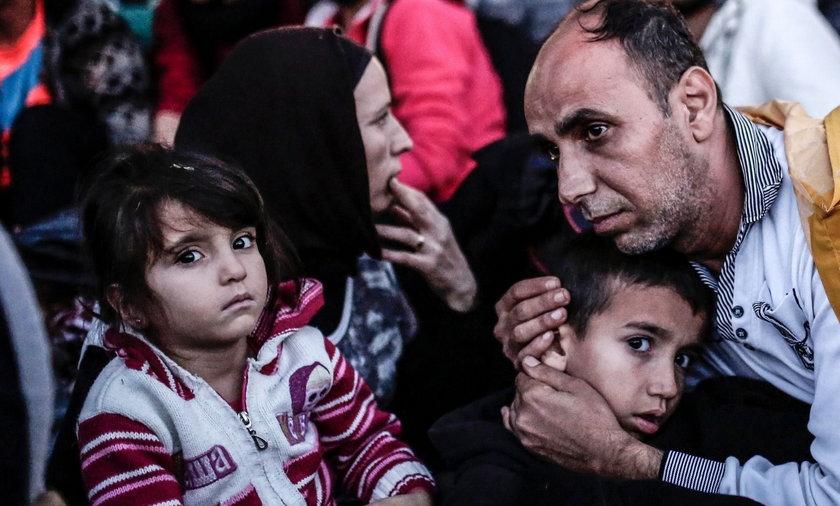 emigranci w Europie