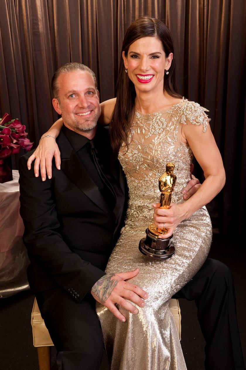 Sandra Bullock i Jesse James