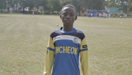 Mark Aboagye: Meet the young goal machine lighting up the Milo U-13 Champions League