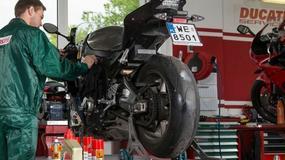 Wiosenny rozruch, czyli eksploatacja motocykla po zimowej przerwie
