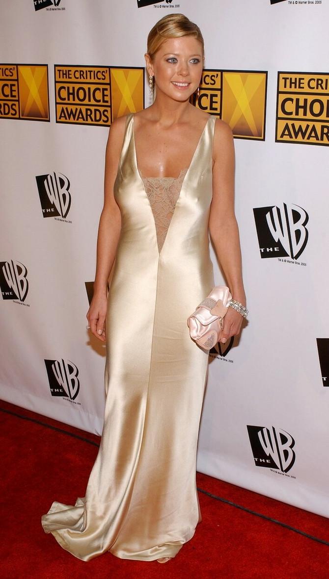 """Tara je ovako izgledala 2005. godine: na dodeli """"Critics' Choice"""" nagrada u Los Anđelesu"""