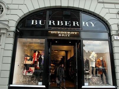 Burberry zmieniło CEO i przekonstruowało strukturę firmy
