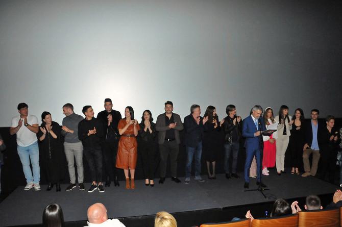 Ekipa serije na premijeri