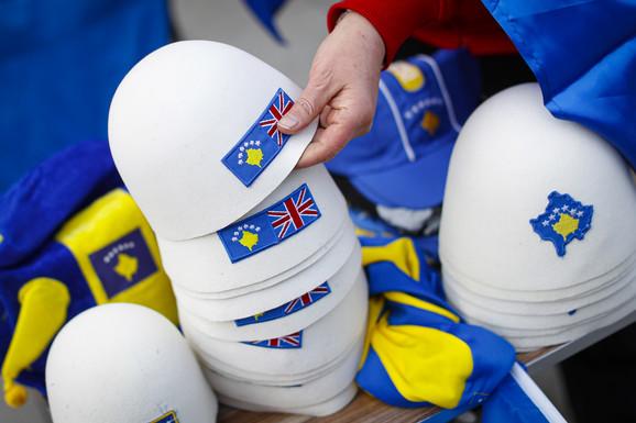 Utakmica tzv. Kosovo - Engleska