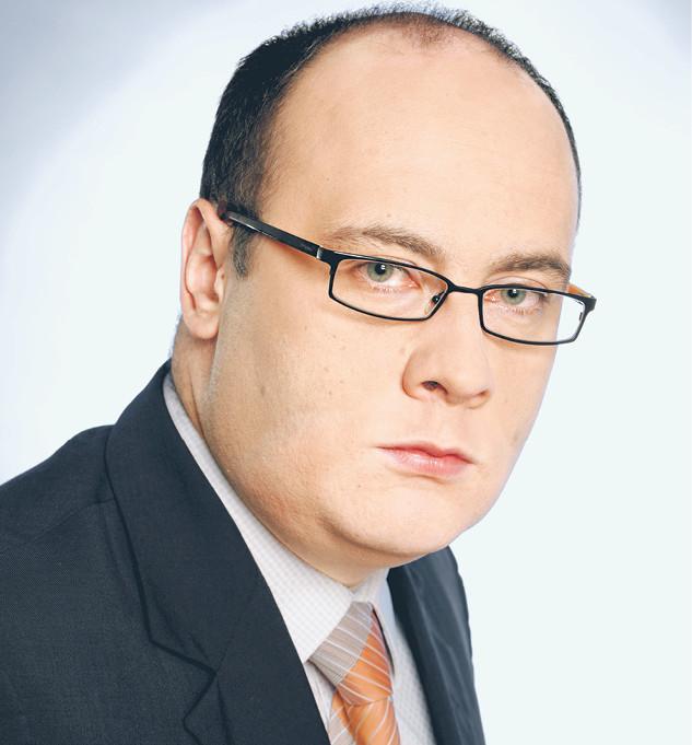 Michał Bator, zastępca dyrektora departamentu podatków dochodowych w Ministerstwie Finansów