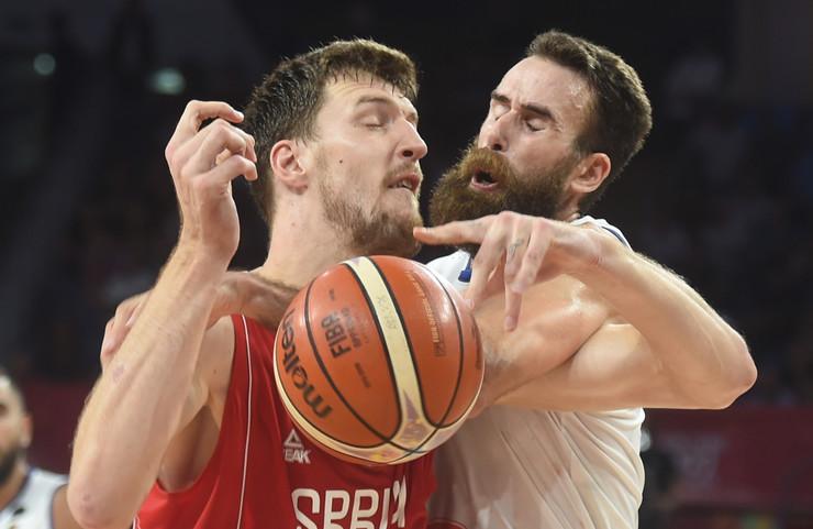 Košarkaška reprezentacija Srbije, Košarkaška reprezentacija Italije