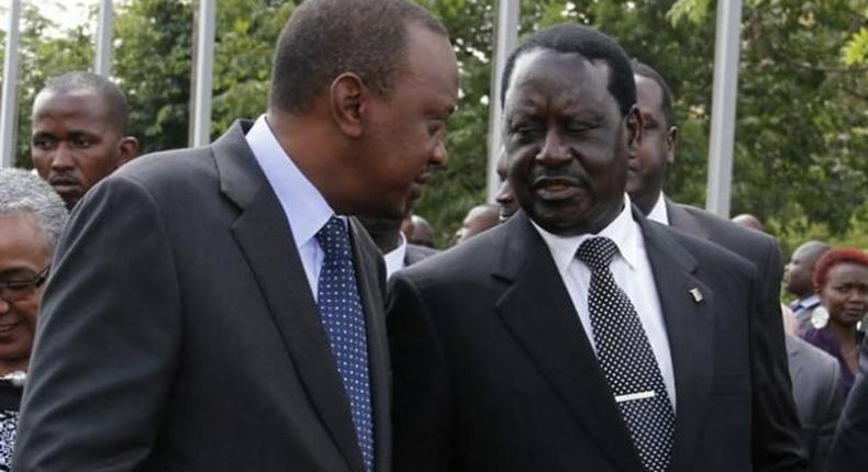 President Uhuru Kenyatta and Raila Odinga directed to record statement over leaked