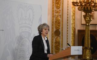 Premier May: Mimo wahań kursu funta gospodarka Wielkiej Brytanii jest silna