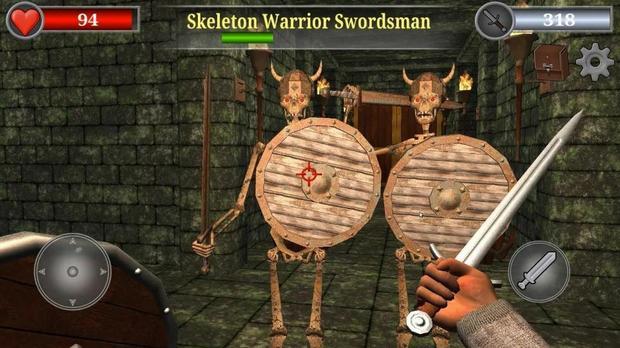 Stare Złoto 3D w wersji na Androida