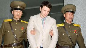 Biuro podróży wstrzymuje wysyłanie Amerykanów do Korei Płn. po śmierci uwięzionego studenta