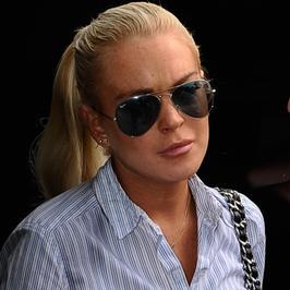 Sąd ostrzega Lindsay Lohan