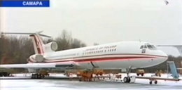 Jest film z Tu-154M! Skandal?