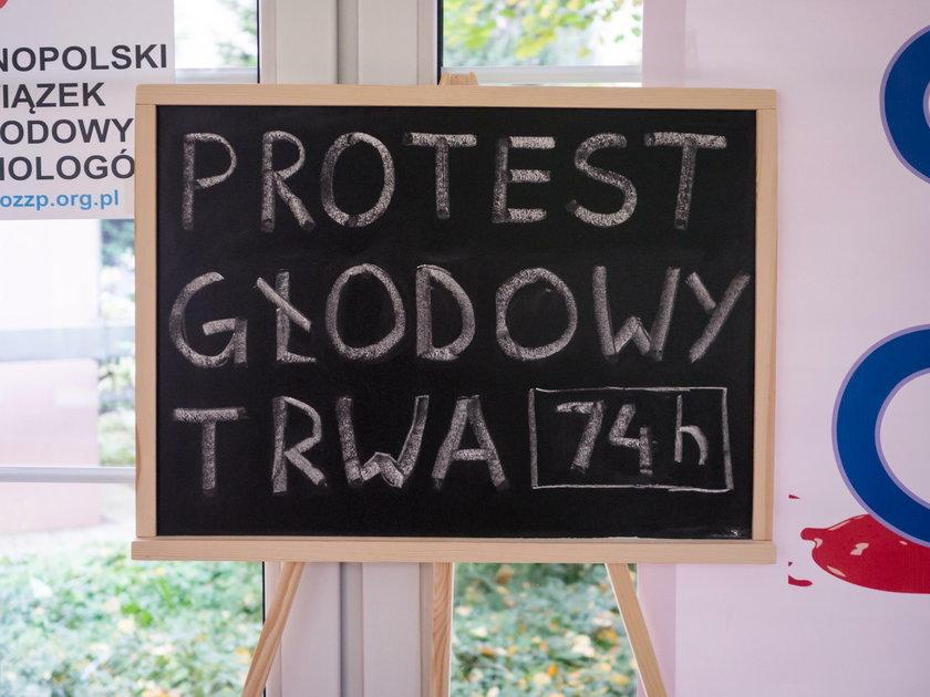 Polacy popierają strajk lekarzy