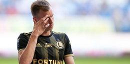 Piłkarz Legii urządził sobie rajd ulicami Warszawy. Spowodował groźny wypadek