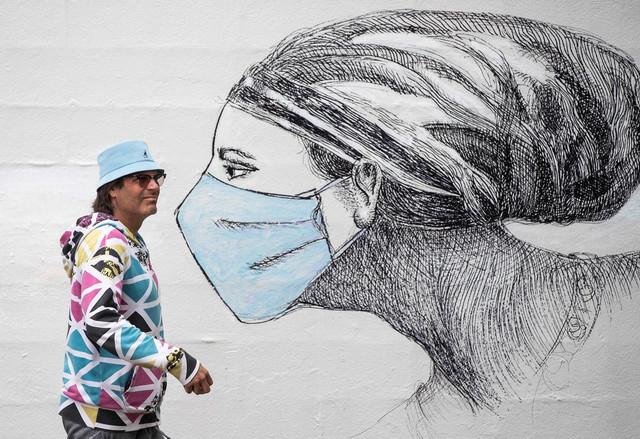 koronavirus maske