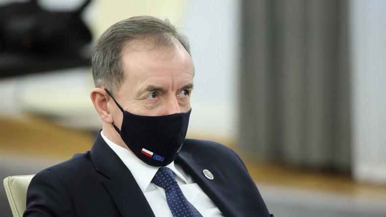 Tomasz Grodzki PAP/Wojciech Olkuśnik