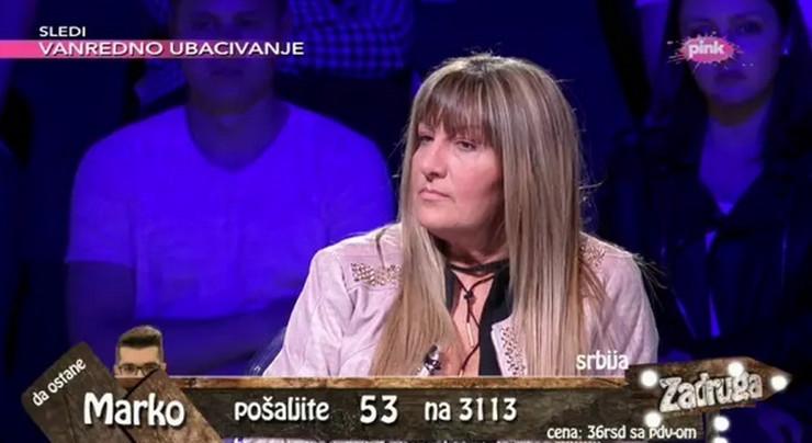 """OGLASILA SE DAVIDOVA MAJKA ZBOG PROSTITUCIJE: """"Ko bi prihvatio tako nešto"""""""