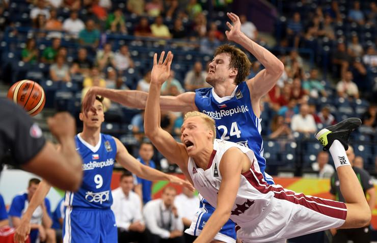 Košarkaška reprezentacija Češke