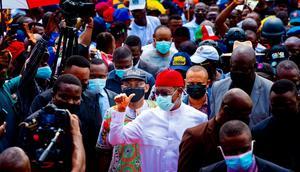 Gov Ifeanyi Okowa advises Delta Central to remain united.
