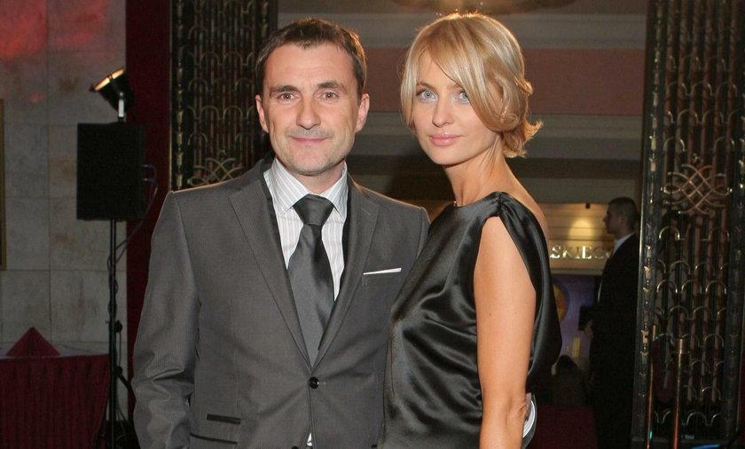 Aneta Kręglicka i Maciej Żak
