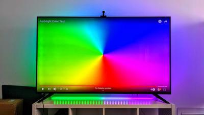 Ratgeber: Ambilight an jedem TV ab 75 Euro nachrüsten