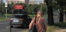 Dla ukochanej wykupił cały billboard! Co na nim napisał?