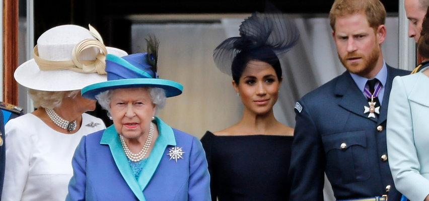 """Rodzina królewska pogodzi się w święta? """"Tego chce królowa"""""""