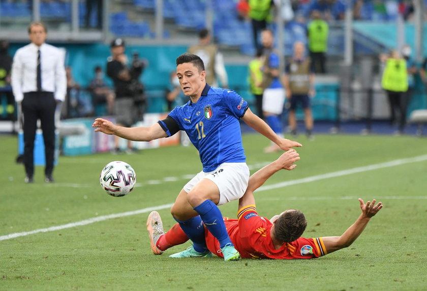 Matteo Pessina (24 l.) miał wcale nie jechać na Euro 2020, tymczasem pomocnik Atalanty Bergamo zapewnił Italii zwycięstwo 1:0 nad Walią.