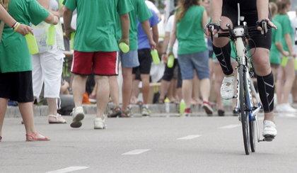 Śmierć na zawodach triatlonowych