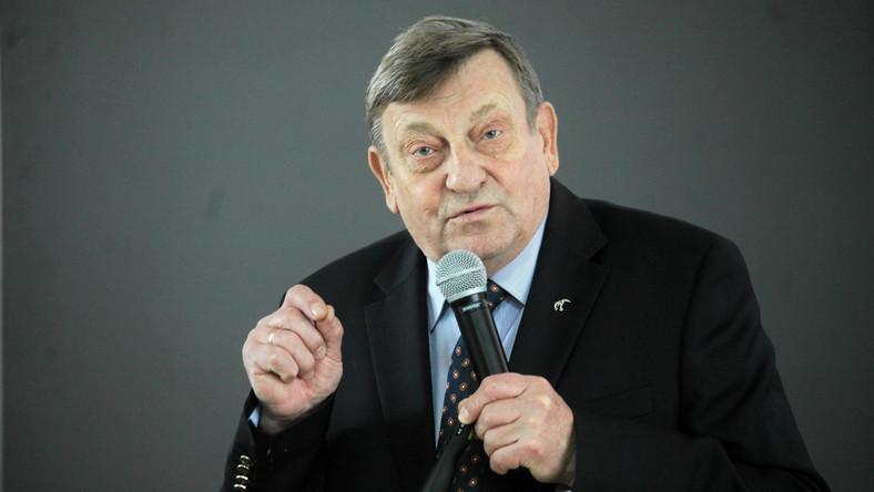 Hermaszewski rezygnuje ze startu w eurowyborach. Powodem europoseł PiS?