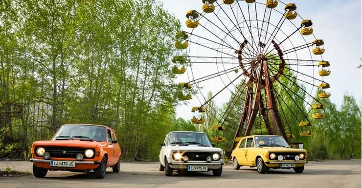"""""""Stojadin"""" u Černobilju"""