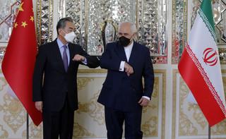 Bliskowschodnia ofensywa Pekinu przyspiesza