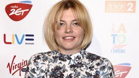 Ania Dąbrowska z hiphopowym producentem