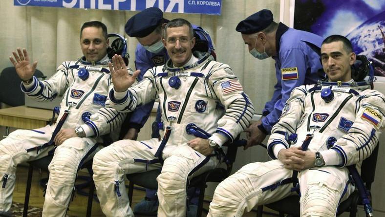 Konkurs na pytania do astronautów na stacji kosmicznej