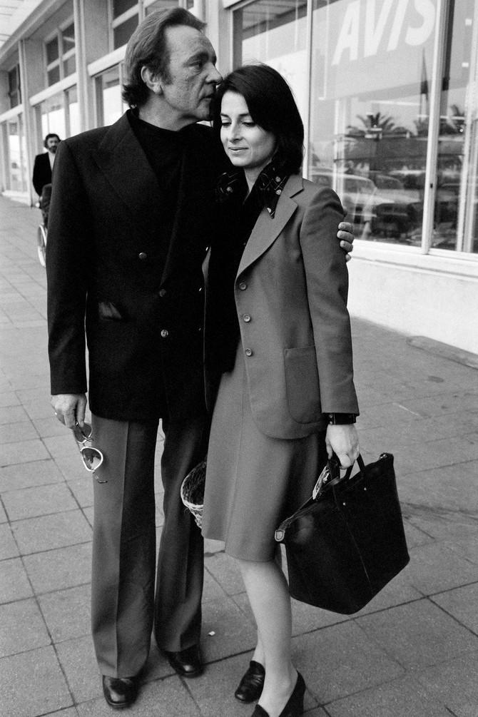Riičard Barton i Jelisaveta Karađorđević
