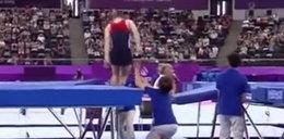 Polski gimnastyk mógł zginąć! Uratował go wolontariusz WIDEO