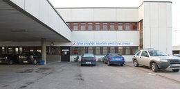 Chcieli okraść szpital Matki Polki