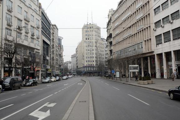 Ulice će biti bez automobila